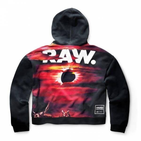 G-Star RAW×ウィル・スミスの息子ジェイデン、デニムのコラボコレクション