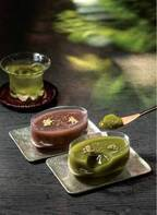 とろける口どけのプレミアム羊羹「涼羹 紫明」京菓子の鼓月から、宇治抹茶&丹波小豆