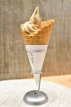 春水堂のティースタンド「ティーピーティー」日本1号店が新宿に、タピオカミルクティーソフトが初上陸