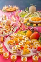 ホテルニューオータニ東京&大阪で夏フルーツのビュッフェ、スーパーメロンショートケーキも