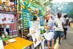 「アフリカフェスティバル」代々木公園で開催、アフリカ料理&ビールや音楽の生演奏など