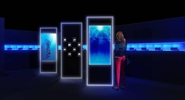 """「感じるパール展 」銀座・ミキモトホールで、パールのハイジュエリーが無限に続く""""ミラールーム"""""""