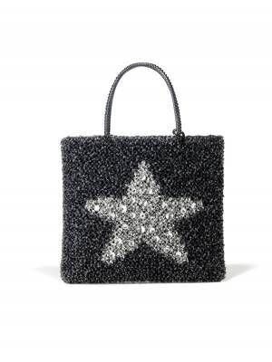 """アンテプリマの新作ワイヤーバッグ - """"七夕""""を着想源にウサギや星のモチーフを配して"""
