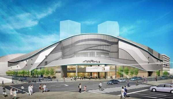 「マークイズ福岡ももち」ヤフオク!ドーム隣接の新商業施設、福岡初セレクトショップなど全163店舗
