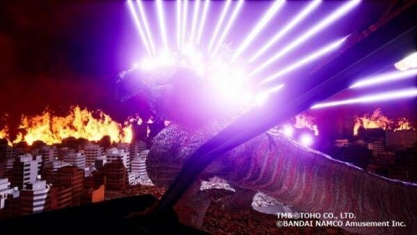 「VR ZONE OSAKA」梅田HEP FIVEに誕生、ドラゴンボールやゴジラの世界を大迫力VRで