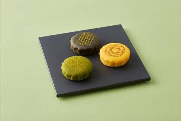 「とらや」秋の新作和菓子 - くちどけ優しい抹茶のやわらか羊羹&ほろほろ食感の焼菓子