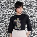 ユニクロ「UT」ディズニー新作ウィメンズTシャツ、ケイト・モロス初コラボのミッキー