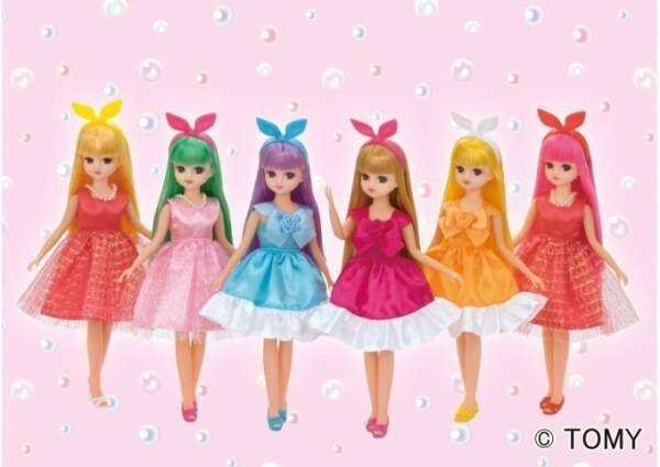 バービー・リカちゃん・ブライス・ジェニー・momokoなど約300体以上のドール集結、横浜人形の家で