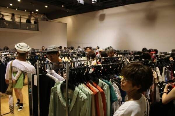 アンダーカバーやTOGA、ユリウス、mameなどが出品するフリーマーケット、東京・大手町で開催