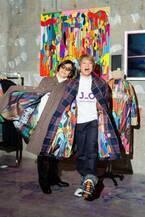 香取慎吾×祐真朋樹の新ショップ「ヤンチェ_オンテンバール」東京・帝国ホテルプラザにオープン
