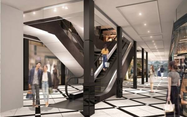 神戸・三宮の複合商業施設「ミント神戸」開業以来初の大規模リニューアル、全国初出店含む28店舗一新
