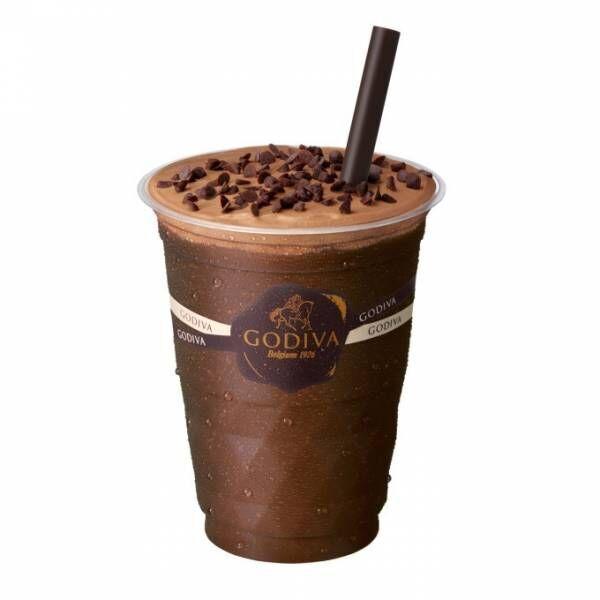 ゴディバのチョコレートドリンク「ショコリキサー タンザニア75%」希少カカオ豆のすっきりした味わい