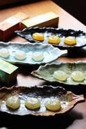 モチモチとろっと「フルーツわらび」やわらかわらび餅から溢れ出すフルーツ果汁、京西陣菓匠 宗禅から