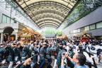 「アークヒルズ秋祭り 2018」赤坂アーク・カラヤン広場で - 巨大神輿&盆踊り、屋台グルメも