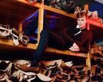 チャーチ 18秋冬メンズ・ウィメンズ新作シューズ - 定番モデルがスタッズ装飾でラグジュアリーに
