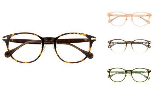 Zoffよりディズニー「くまのプーさん」のアイウェア - とろけるはちみつをイメージしたメガネなど