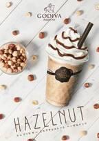 ゴディバのショコリキサーに限定フレーバー「ミルクチョコレート ヘーゼルナッツ」