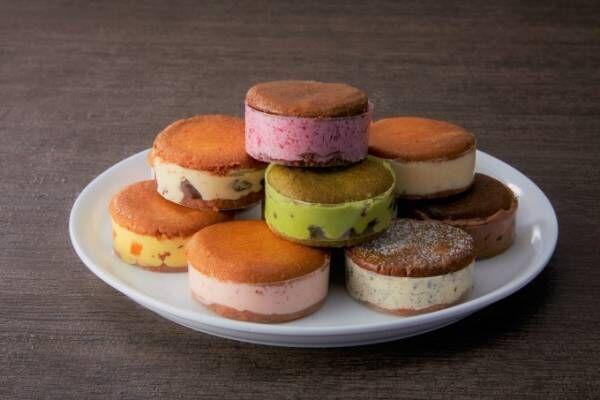 コールドストーン初クッキーサンド専門店「コールドストーン クリーマリー サンド」渋谷ヒカリエに1号店