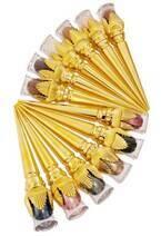 クリスチャン ルブタンのリキッドアイカラー「タッパロイユ」質感チェンジのマット&宝石風メタリック