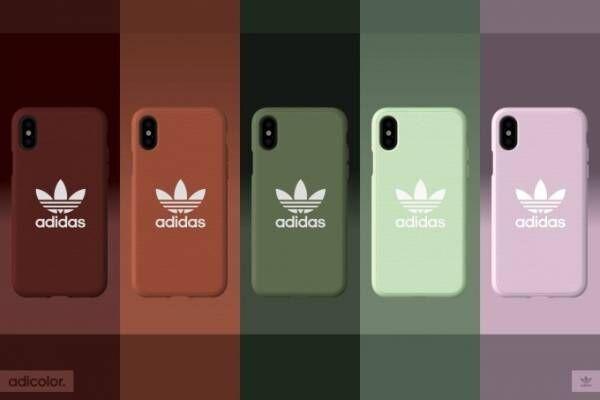 アディダス オリジナルスから「iPhone XS」「iPhone XR」対応の新作スマホケース登場