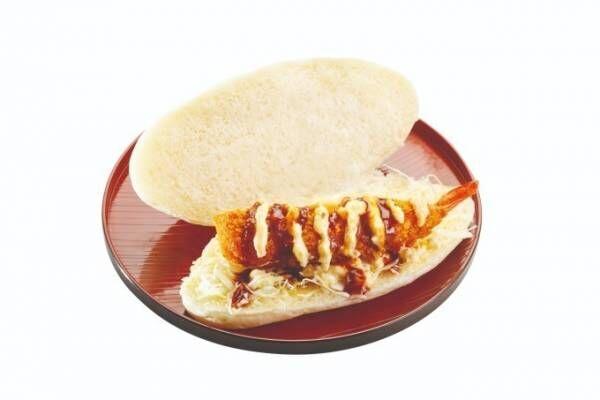 コッペパン専門店「あっぱれ!家康」名古屋&岡崎に、家康に縁のある安倍川餅やえびふりゃーをサンド