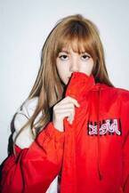 X-girl×韓国発・ノナゴン、チェッカーフラッグモチーフのスウェットやジャケット