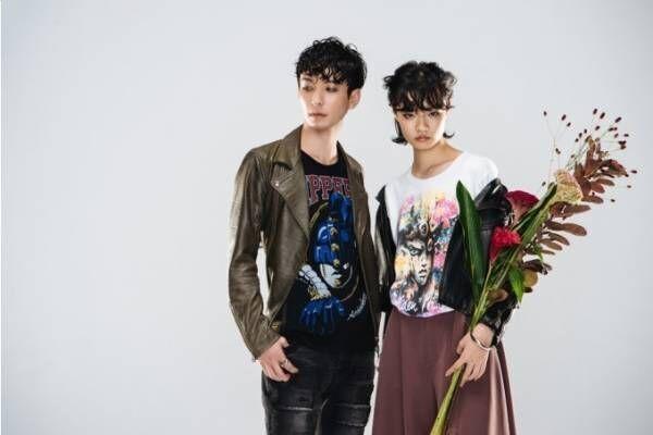 アニメ『ジョジョの奇妙な冒険 黄金の風』のユニセックスTシャツ発売、glambとのコラボ