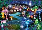 北陸最大級のイルミネーション「ファンタジックイルミネーション」福井・芝政ワールドで、光×ハートの演出