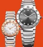 ブルガリの腕時計「ブルガリ・ブルガリ」新作、マザー・オブ・パールのダイアル&ダイヤモンドのモデルなど