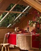 ZARA HOMEからクリスマスディナーが楽しくなるテーブルウェアや星モチーフのインテリア