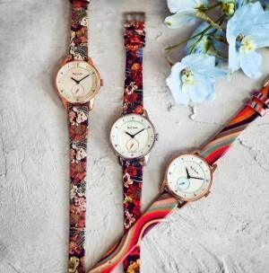 ポール・スミスのウィメンズ時計、ヴィンテージカメラが着想の「チャーチ ストリート ミニ」に新作