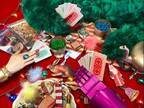 「未来のハートウォーミングクリスマス」 阪急うめだ本店で、蛇口からホットチョコ&近未来のおでんなど