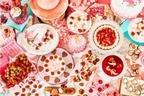 「いちごに恋するドーリービュッフェ」ザ ストリングス 表参道で、苺とショコラのランチ&スイーツ