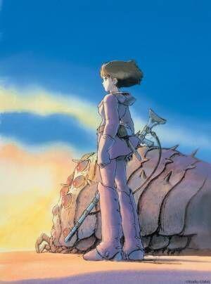 『風の谷のナウシカ』歌舞伎舞台化 - スタジオジブリ宮崎駿作品で初、映画版にはない原作全てを描く