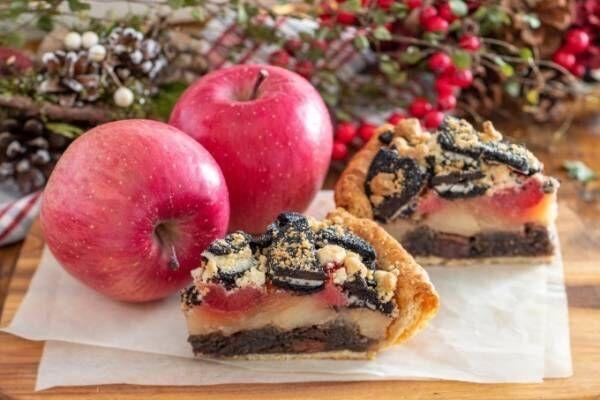 アップルパイ専門店グラニースミスから「クッキー&カフェモカのクリスマス アップルパイ」限定発売