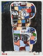 NY発アーティスト、エディ・マルティネズ日本初個展が六本木で開催 -スカルモチーフの作品など