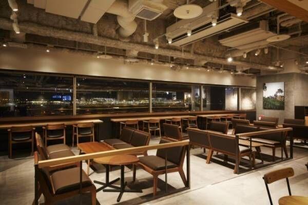 羽田空港の複合施設「ザ ハネダ ハウス」LDHによるライブレストラン、パブロ×ANAのカフェなど