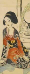 「竹久夢二 美人画展 ―わたし美人?―」竹久夢二美術館で、美人画の変遷を辿る作品・資料約200点