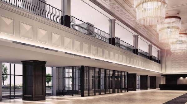 USJ新公式ホテル「リーベルホテル アット ユニバーサル・スタジオ・ジャパン」エリア最大の760室