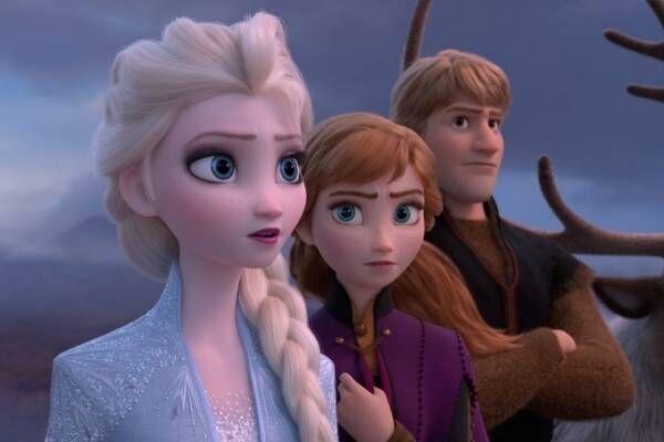 映画『アナと雪の女王2』アナ&エルサのWヒロイン再び、制作陣も再集結