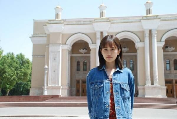 前田敦子主演・黒沢清最新映画『旅のおわり世界のはじまり』ウズベキスタンを訪れたレポーターの成長物語