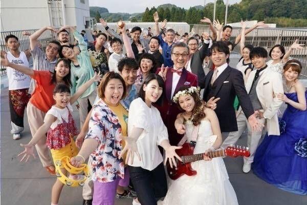映画『ダンスウィズミー』矢口史靖監督初のミュージカルコメディ、三吉彩花が歌って踊る