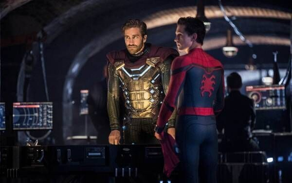 映画『スパイダーマン:ファー・フロム・ホーム』ホームから離れてヨーロッパで戦う