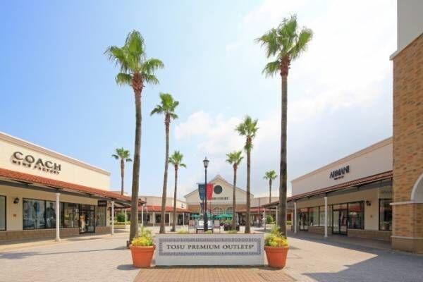 「鳥栖プレミアム・アウトレット」拡大リニューアル、九州最大アウトレットが日本初出店含む164店舗に