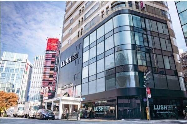 「ラッシュ 新宿店」アジア最大規模の旗艦店オープン、初のフラワー販売やパフュームライブラリー