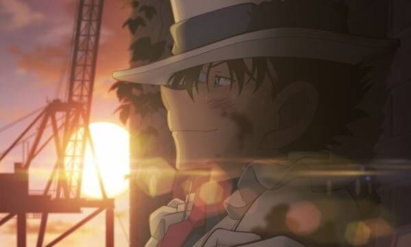 映画『名探偵コナン 紺青の拳』劇場版シリーズ23弾 - コナン&キッド、京極がシンガポールへ