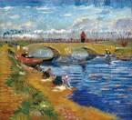 「印象派、記憶への旅」ポーラ美術館とひろしま美術館で、ピカソやゴッホなど印象派の風景画74点