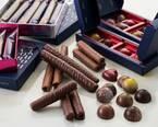 ヨックモックのバレンタインスイーツ、ハート形ボンボンショコラ&限定ショコラ シガール