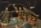 東京国立近代美術館「福沢一郎展」シュルレアリスムの日本先駆者、戦前~戦後の社会を諷刺した約100点