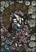 「息を呑む繊細美 切り絵アート展」神戸ファッション美術館で開催、1枚の紙が織りなすファンタジー